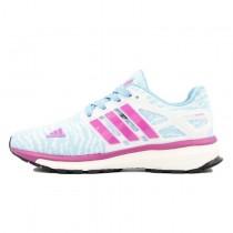 Schuhe Licht Blau & Speckle Adidas Energy Boost Primeknit Esm M29760 Damen