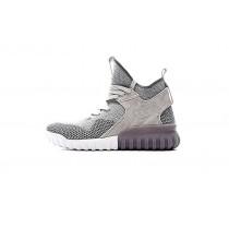 Schuhe Adidas Originals Tubular X Primeknit Bb2380 WGrau & Schwarz Herren