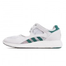 Adidas Equipment Racing 91/16 Trainers Boost S75212 Unisex Weiß & Grün Schuhe
