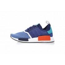 Schuhe Unisex Packer Schuhe X Adidas Nmd Run Pk Bb5051 Water Blau & Mint Grün