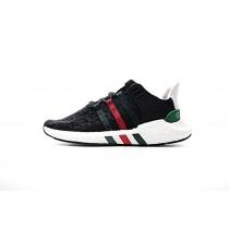 X Adidas Eqt Support Future Boost 93/17 Schuhe Schwarz & Grün & Rot Unisex