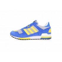Schuhe Sky Blau & Gelb Herren Adidas Originals Zx700 B34332