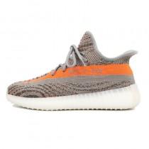 Unisex Schuhe Adidas Yeezy Sply-350 Boost Sample Aq5832 Grau Orange