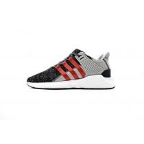 Overkill X Adidas Eqt Support Future 93/17 By2913 Unisex Schwarz & Grau & Rot Schuhe