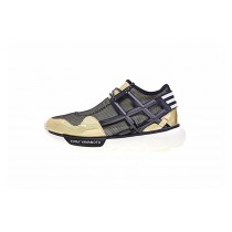 Unisex Y-3 Qasa Honja Low D66467 Colour Gold Schuhe