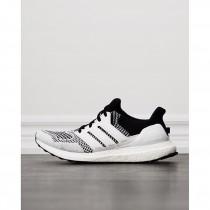 Unisex Sneakersnstuff X Adidas Ultra Boost & Tee Time Af5756 Schuhe Schwarz & Weiß