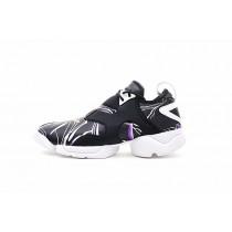Unisex Schuhe Yohji Yamamoto Y-3 Kohna Q6248 Schwarz & Weiß
