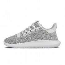 Adidas Tubular Shadow Knit Bb8941 Weiß/Licht Grau Herren Schuhe