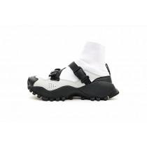 Hyke X Adidas Originals Seeulater Ba8363 Unisex Weiß & Schwarz Schuhe