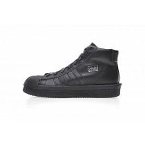 Adidas X Rick Owens Mastodon Pro Ba9763 Unisex Schwarz Schuhe