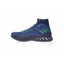 Schuhe Adidas Crazy Explosive Primeknit Cq1397 Lake Blau & Grün Unisex