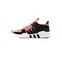 Schuhe Rosa & Orange & Schwarz & Weiß Adidas Eqt Support Adv Primeknit 93/16 Cg2950 Unisex
