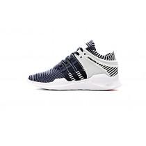 Unisex Tief Blau & Weiß Schuhe Adidas Eqt Support Adv Primeknit Bb6010
