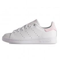 Unisex Adidas Stan Smith Ba9946 Weiß/Ftwr Weiß/Rosa Schuhe
