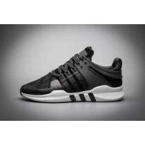 Schwarz & Weiß Herren Schuhe Adidas Eqt Support Adv Ba8323