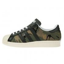 Clot X Kzk X Adidas Originals Superstar 80S B26093 Schuhe Camo Unisex