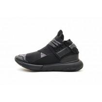 Schwarz Y-3 Qasa High S82123 Unisex Schuhe