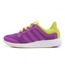 Adidas Pure Boost Chill S81458 Purple Grün Schuhe Damen