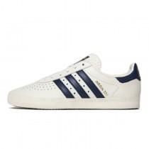 Herren Adidas Originals 350 Spzl S76213 Weiß & Blau Schuhe