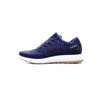 Schuhe Adidas Pure Boost Ltd Ba8896 Herren Royal Blau & Schwarz