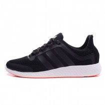 Unisex Schuhe Schwarz & Orange Adidas Pure Boost Chill S81457