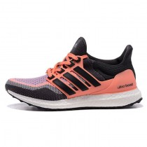 Adidas Ultra Boost Schwarz Licht Purple Powder Schuhe Unisex