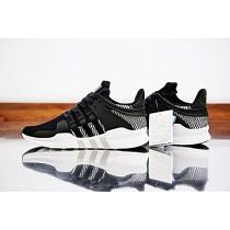 Adidas Eqt Support Adv 93/16 Textile Bb1298 Schuhe Schwarz & Weiß Unisex
