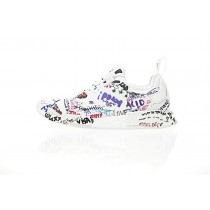 Schuhe Vetements X Adidas Nmd Boost Ba7527 Unisex Creative Graffiti