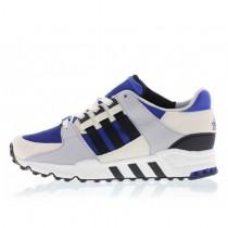 Schuhe Adidas Equipment Running Support 93 M25105 Grau & Royal Blau Unisex
