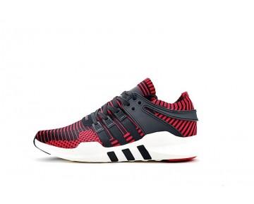 Schuhe Schwarz & Rot Unisex Adidas Eqt Support Adv Primeknit Ba8332
