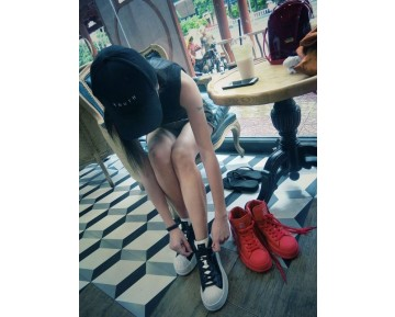 Schuhe Ssadidas X Rick Owens Mastodon Pro M22458 Unisex Schwarz & Weiß