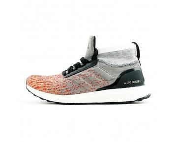 Unisex Schuhe Orange/Grau Colorway Adidas Ultra Boost Atr Mid Street By2593
