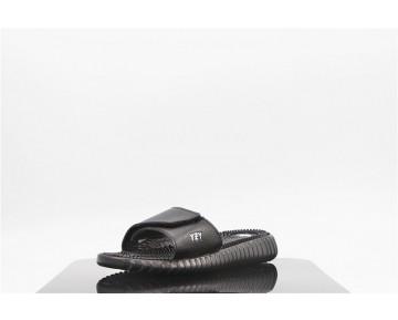 Adidas Yeezy 350 Boost Sandal Ab35005 Unisex Schwarz Schuhe