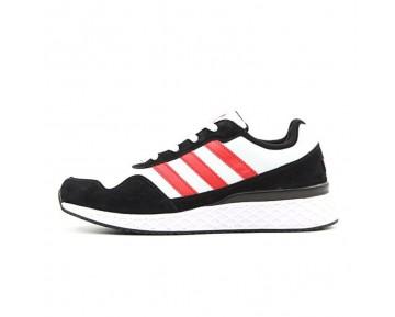 Schwarz & Weiß & Rot Adidas Zx450 Rot S63896 Schuhe Herren