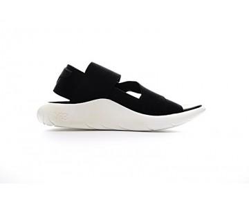 Adidas Y-3 Qasa Sandal S82166 Schwarz & Weiß Unisex