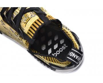 Herren Schuhe Core Schwarz/St Nomad Gelb Adidas Nmd Runner Primeknit S42131