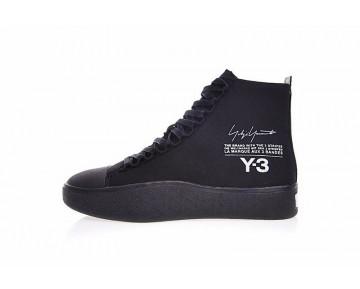 Y-3 Bashyo Trainer Boots Ac7517 Schuhe Unisex Schwarz