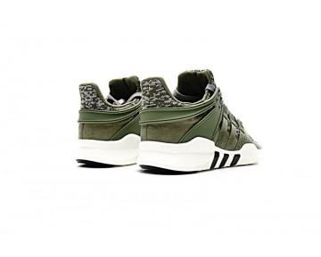 Schuhe Noise Grau & Grün Adidas Eqt Support Adv 93/16 Bb2988 Herren