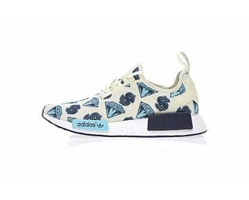 Diamond Unisex Schuhe Billionaire Boys Club X Adidas Nmd R_1 Boost Da7762