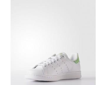 Adidas Stan Smith Bb5442 Unisex Ftwwht/Ftwwht/Supgrn Schuhe