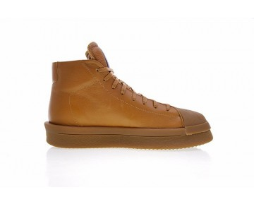 Wheat Gelb Unisex Schuhe Adidas X Rick Owens Mastodon Pro Ba1035