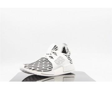 Weiß & Schwarz Adidas Originals Nmd Xr1 S81533 Herren Schuhe