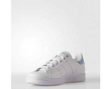 Adidas Stan Smith Ba7673 Unisex Weiß/Ftwr Weiß/Blau Schuhe