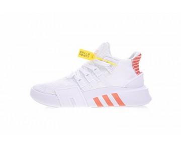 Herren Weiß & Orange Adidas Equipment Running Suport Eqt17 Cq2997 Schuhe