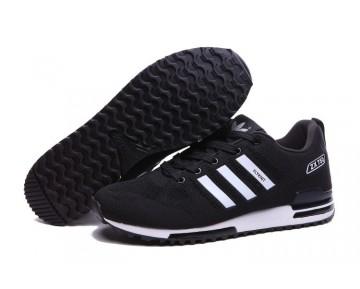 Schwarz & Weiß Herren Schuhe Adidas ZX 750 Flyknit 40-44