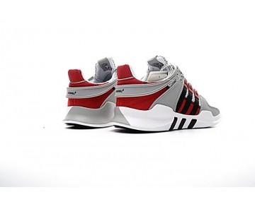 Weiß & Grau & Rot Schuhe Overkill X Didas Eqt Support Adv Primeknit 93/16 By2939 Herren