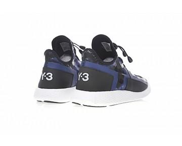 Schwarz & Blut Schuhe Herren Yohji Yamamoto Y-3 Arc Rc S77213