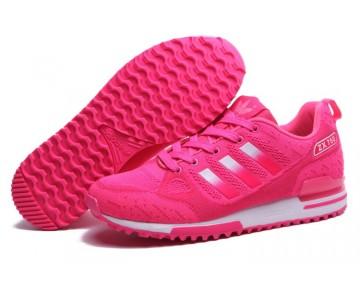 Adidas ZX 750 Flyknit 36-39 Damen Schuhe Fluorescent Powder