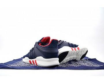 Tief Blau & Rot & Weiß Herren Adidas Eqt Support Adv Primeknit 93 Bb1304 Schuhe
