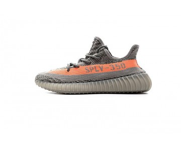 Grau & Orange Schuhe Adidas Yeezy 350V2 Boost Bb1826 Unisex